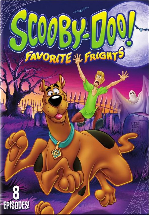 Scooby Doo: Favorite Frights (DVD) - image 1 of 1