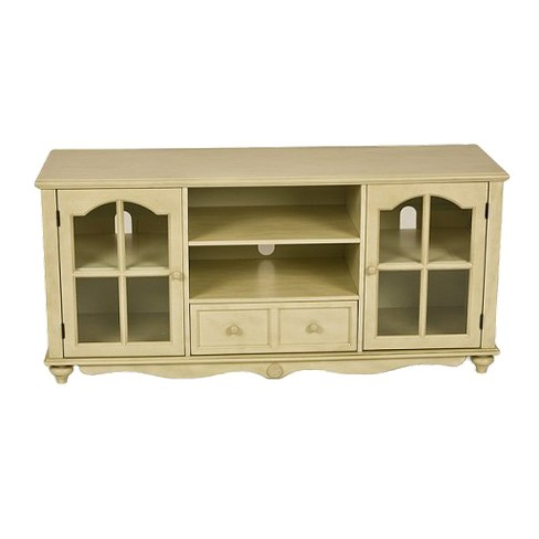 lowest price e1dde b0d33 Coventry TV Stand - Antique White 52