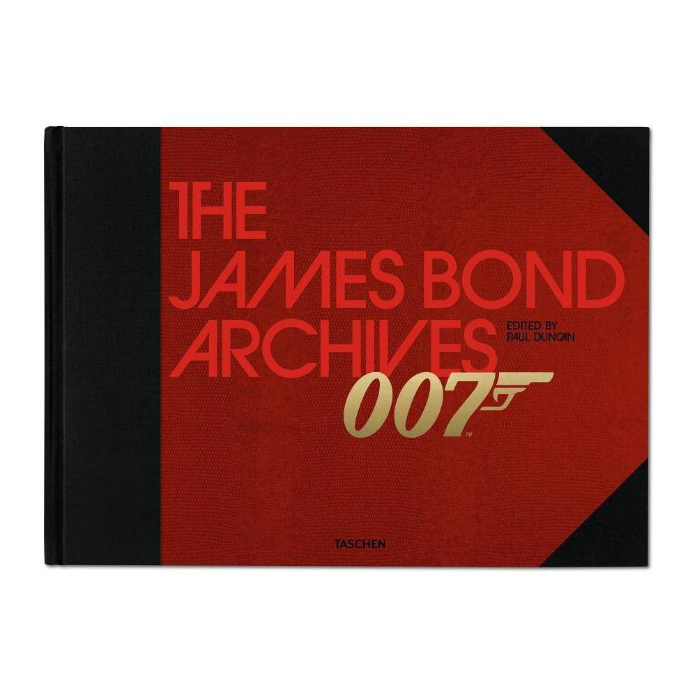 The James Bond Archives - (Hardcover)