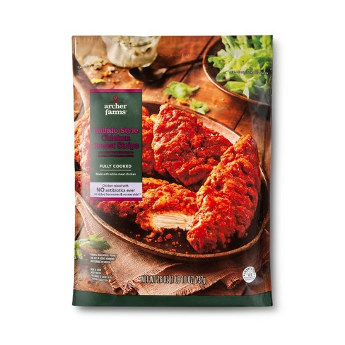 Buffalo-Style Chicken Breast Strips - 26oz - Archer Farms™ - image 1 of 1