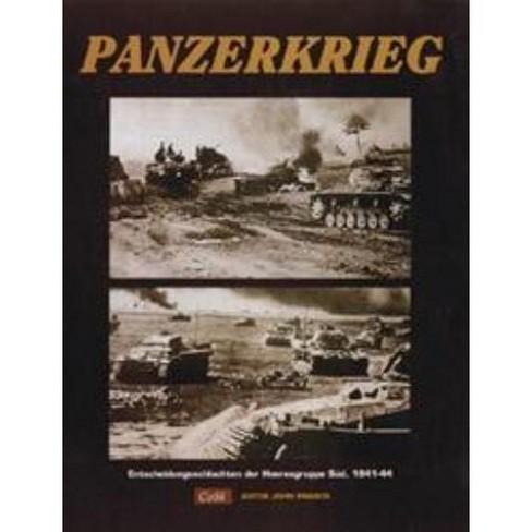 Panzerkrieg Board Game - image 1 of 1