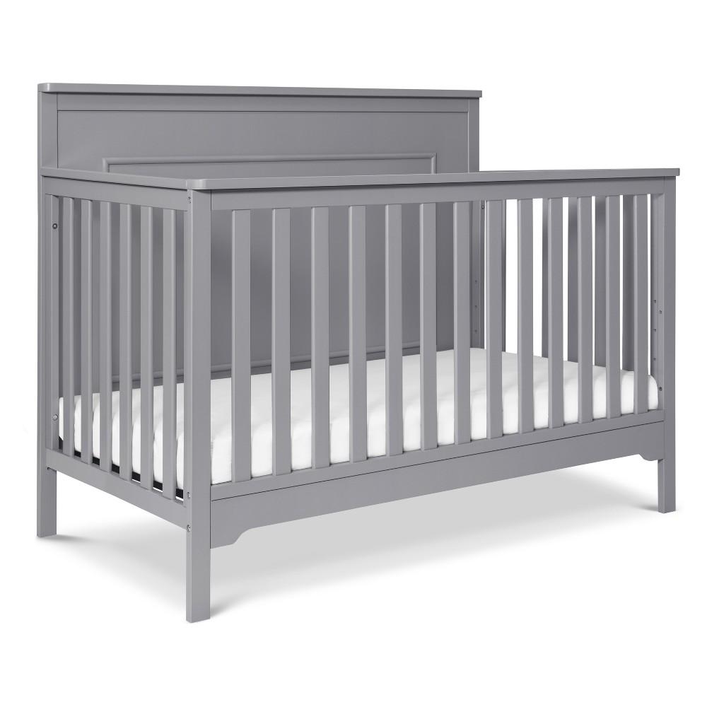 Carter's by DaVinci Dakota 4-in-1 Convertible Crib - Gray