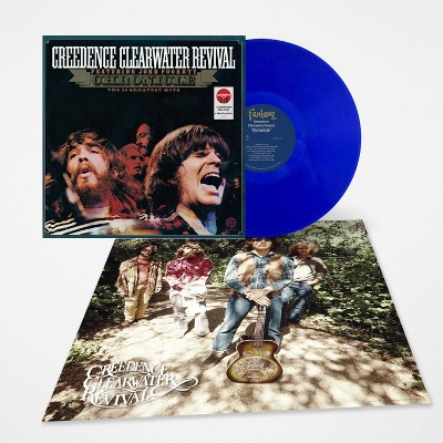 Creedence Clearwater Revival - Chronicles (2LP) (Target Exclusive, Vinyl)