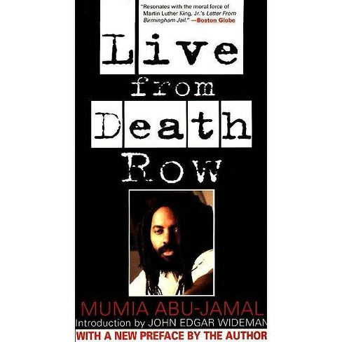 Live from Death Row - by  Mumia Abu-Jamal (Paperback) - image 1 of 1