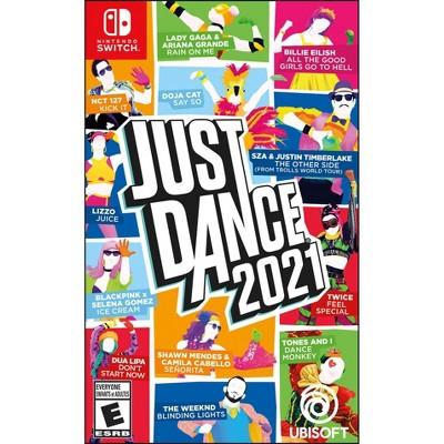 Just Dance 2021 - Nintendo Switch (Digital)