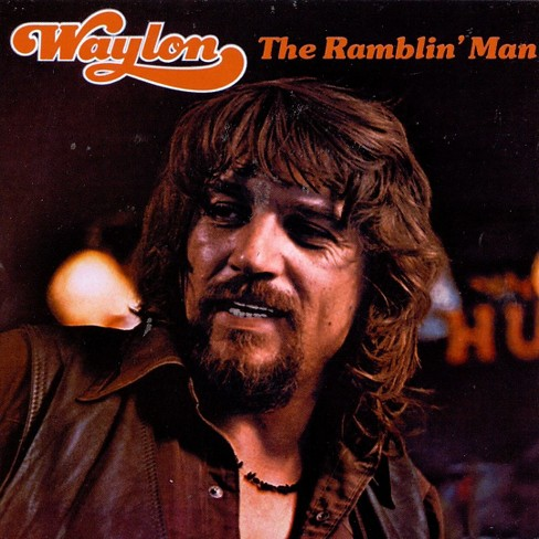 Waylon jennings - Ramblin man (Vinyl) - image 1 of 1