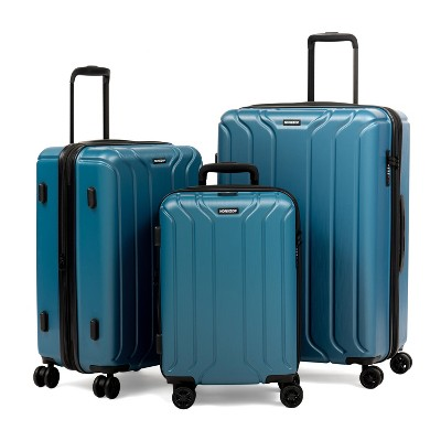 """NONSTOP NEW YORK Collection 3 Piece Set (20""""/24""""/28"""") 4-Wheel Luggage Sets"""