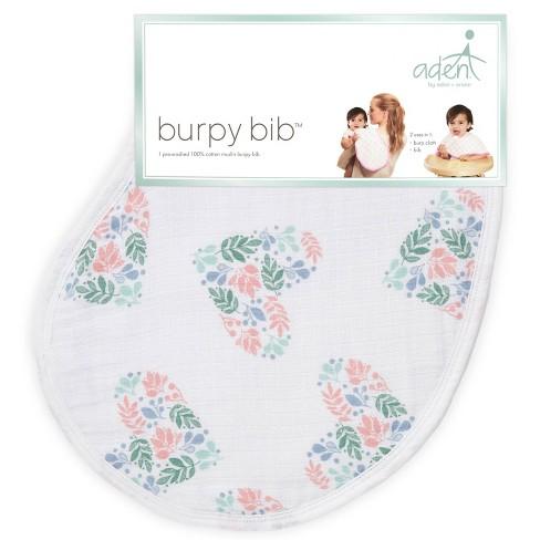 aden and anais Essentials Burpy Bib - image 1 of 4