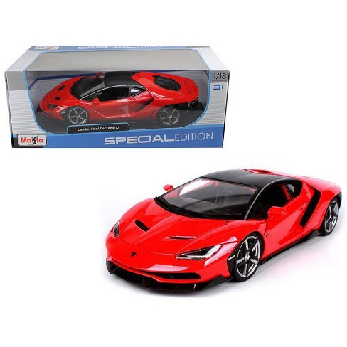 Lamborghini Centenario Red 1 18 Diecast Model Car By Maisto Target