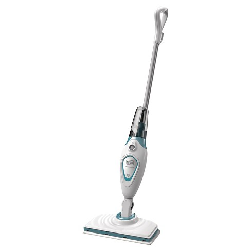 Black Decker Steam Mop White Bdh1715sm Target