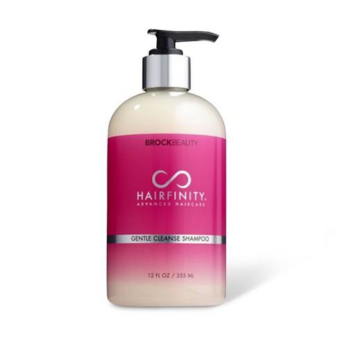 Hairfinity Gentle Cleanse Shampoo - 12 fl oz - image 1 of 2