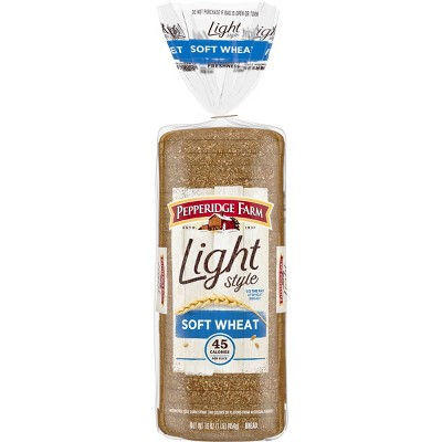 Pepperidge Farm 100% Whole Wheat Light Style Bread - 16oz