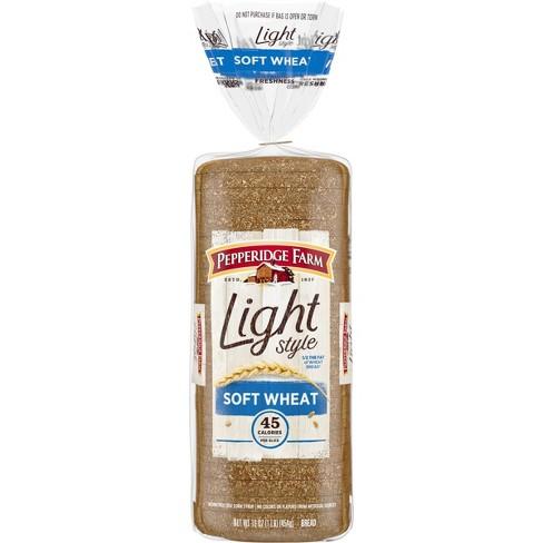 Pepperidge Farm 100 Whole Wheat Light Style Bread 16oz Target