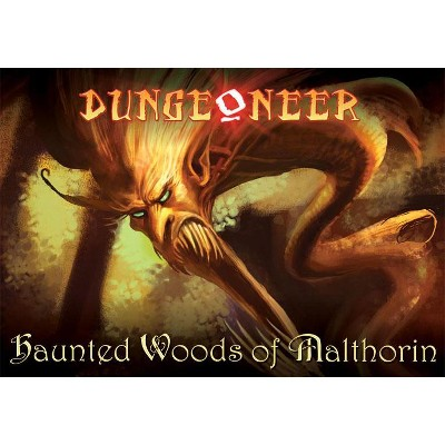 Haunted Woods of Malthorin (2nd Printing) Board Game