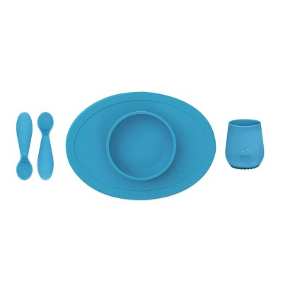 ezpz First Food Set - Blue