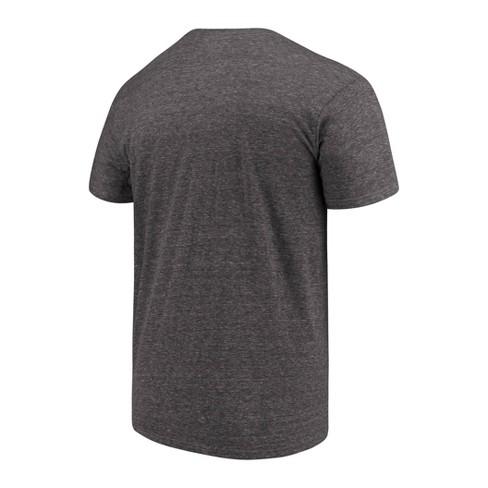 MLB New York Yankees Men s Neutralize Gray Triblend T-Shirt   Target 0b0cc3c5db7