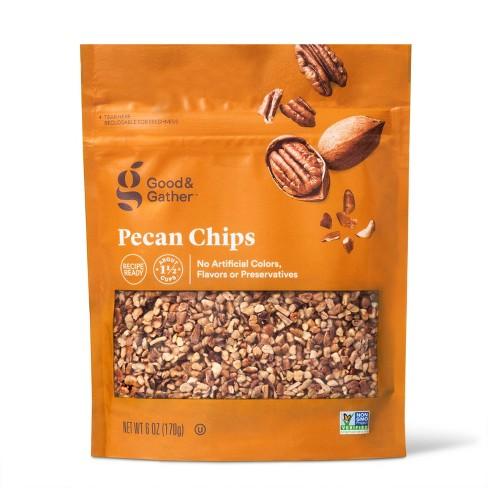 Pecan Chips - 6oz - Good & Gather™ - image 1 of 3