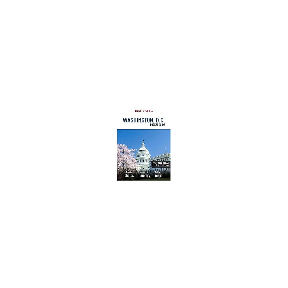 Insight Guides Washington, D.c. (Paperback)