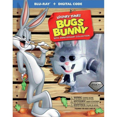 Bugs Bunny: 80th Anniversary Collection (Blu-ray + Digital) - image 1 of 1