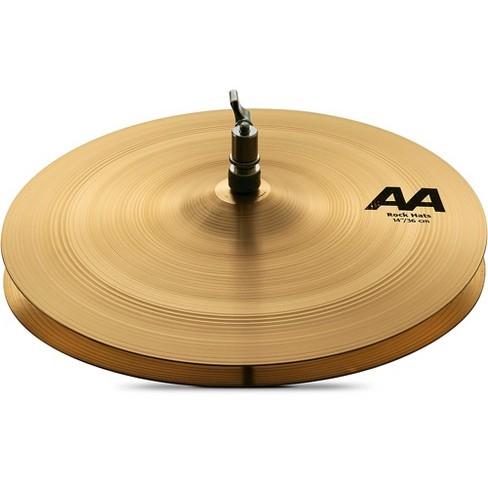 """Sabian 14"""" AA Rock Hi-Hat Cymbals - image 1 of 2"""