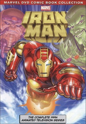 Iron Man: The Complete Animated Series (DVD)