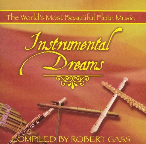 Various - Instrumental dreams:Flute (CD) - image 1 of 1