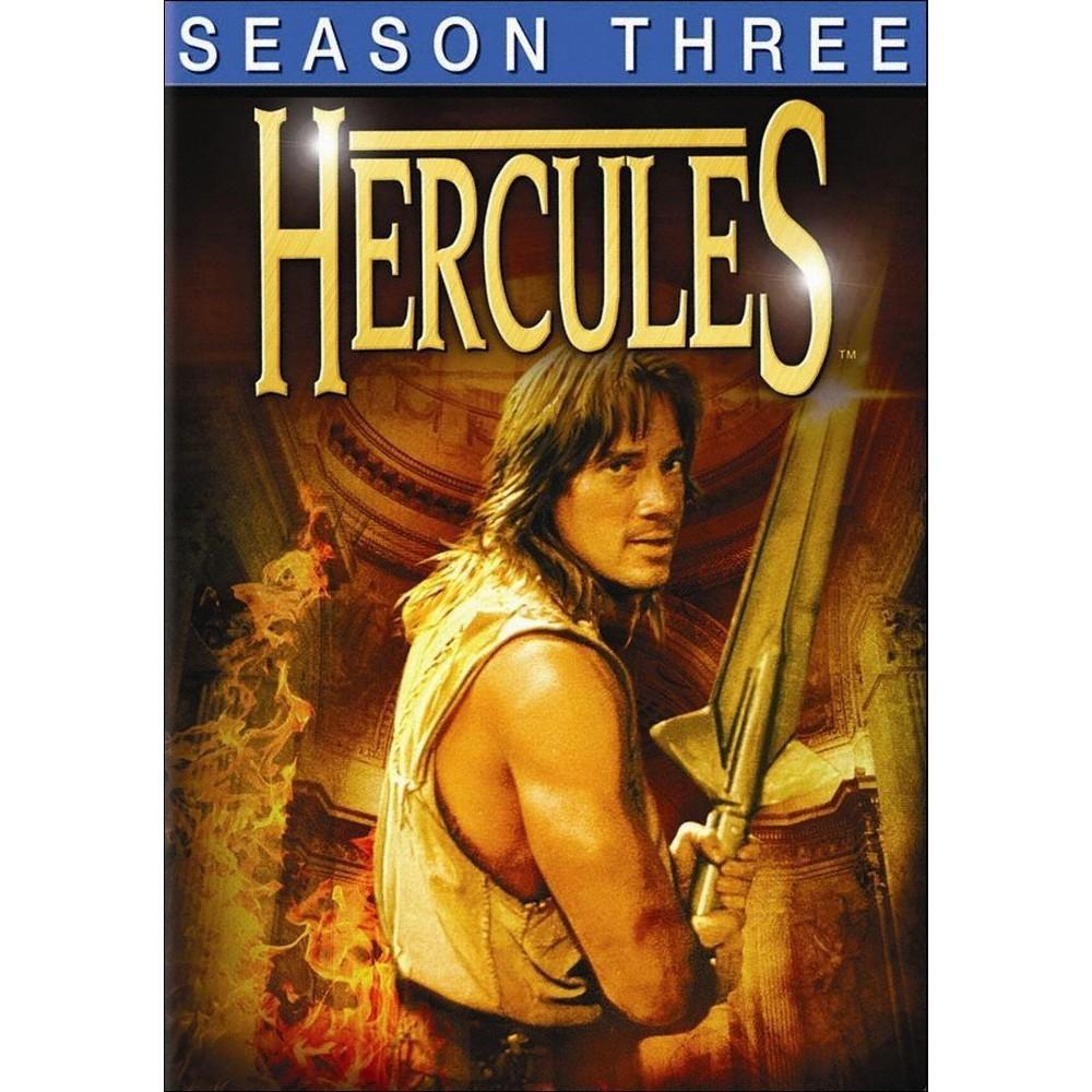Hercules: The Legendary Journeys - Season Three [5 Discs]
