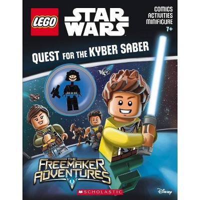 Quest for the Kyber Saber - by Ameet Studio (Paperback)