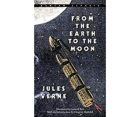 From the Earth to the Moon (Reissue) (Paperback) (Jules Verne) - image 1 of 1