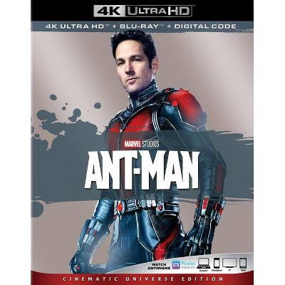 Ant Man (4K/UHD)