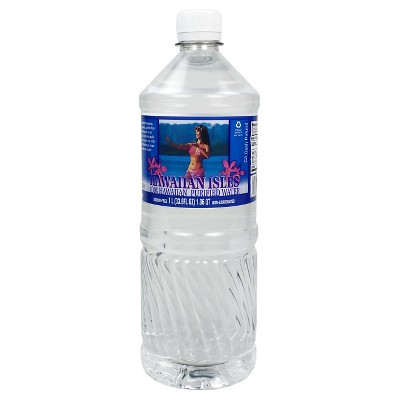 Hawaiian Isles Purified Water - 1 L Bottle