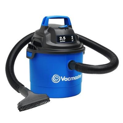 Vacmaster 2.5gal 2 Peak HP Wet/Dry Vacuum Cleaner
