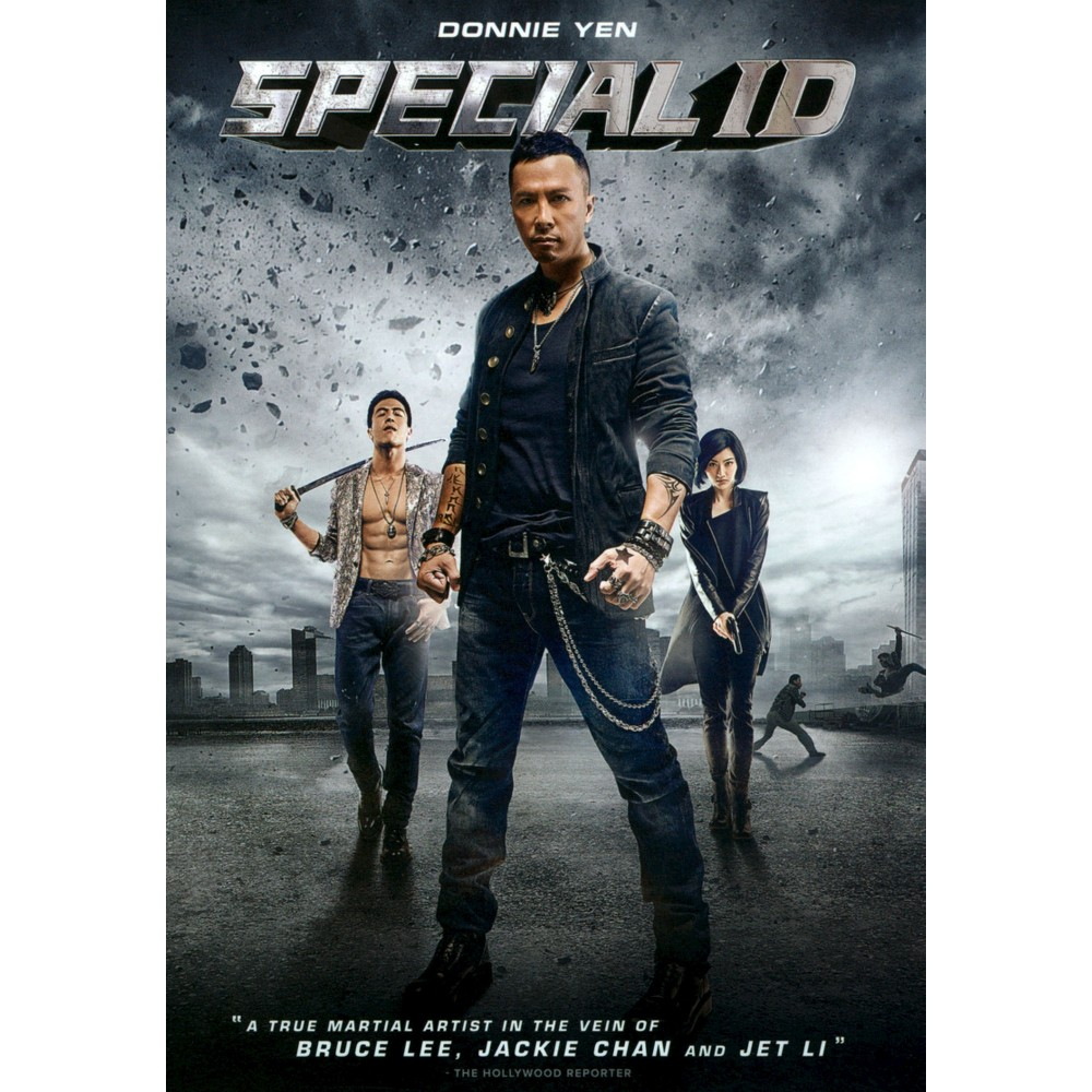 Special ID (dvd_video), Movies