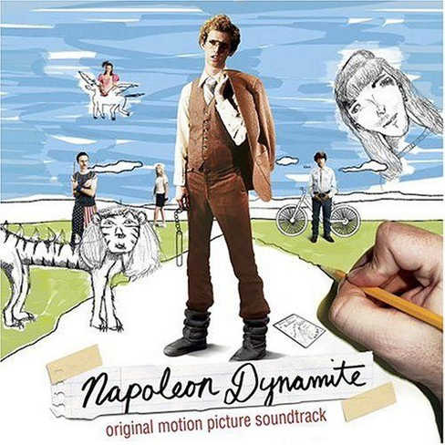 Various - Napoleon dynamite (Ost) (Vinyl) - image 1 of 1