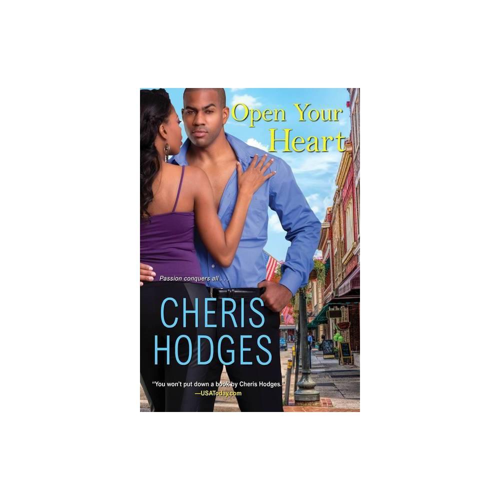 Open Your Heart Richardson Sisters By Cheris Hodges Paperback
