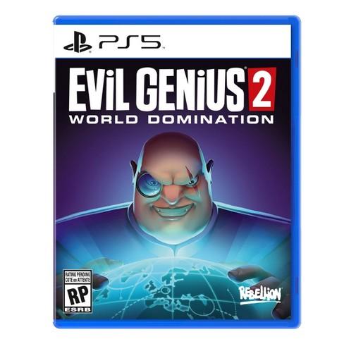Evil Genius 2: World Domination - PlayStation 5 - image 1 of 4