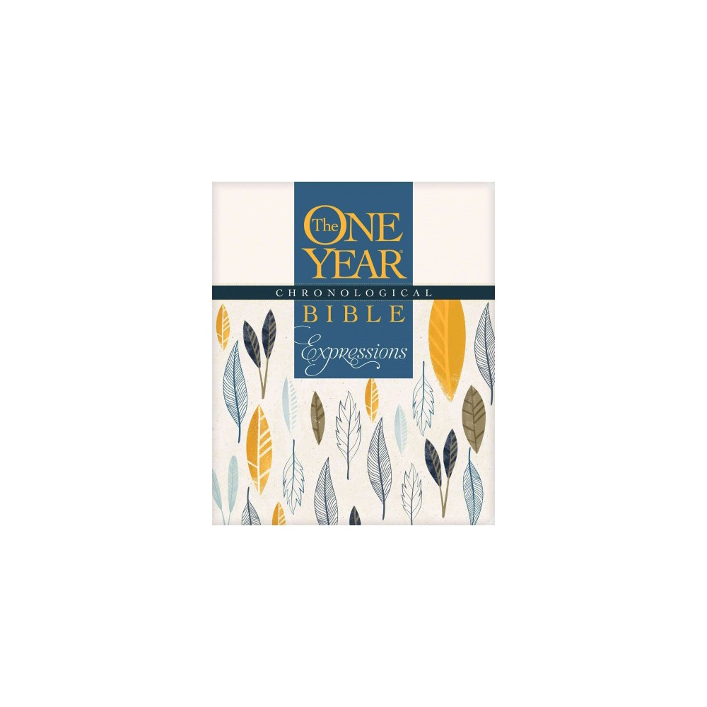 One Year Chronological Bible : New Living Translation, Expressions (Paperback)