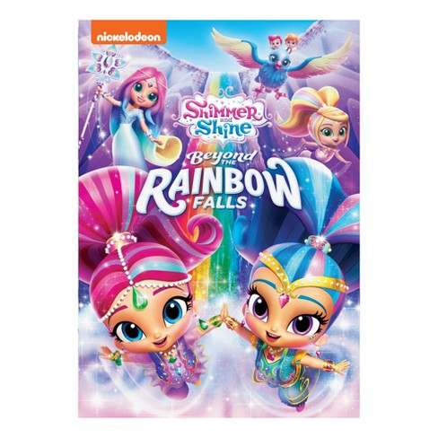 Shimmer and Shine: Beyond the Rainbow Falls (DVD) - image 1 of 1