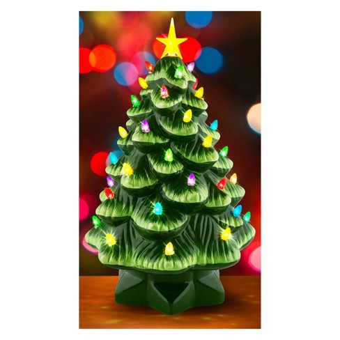 Mr Christmas Ceramic Christmas Tree Figurine