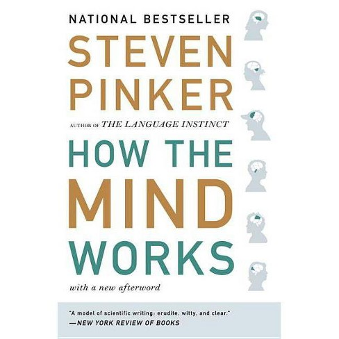 How the Mind Works - by  Steven Pinker (Paperback) - image 1 of 1