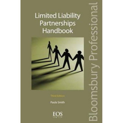 Limited Liability Partnerships Handbook - 3 Edition by  Paula Smith (Paperback) - image 1 of 1