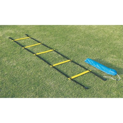 Sportime Agility Ladder, Adjustable Slats, 29-1/2 Feet x 16-1/2 Inches