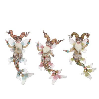 Mark Roberts Products Mark Roberts Neptune Christmas Fairy, Large 19.5-Inches