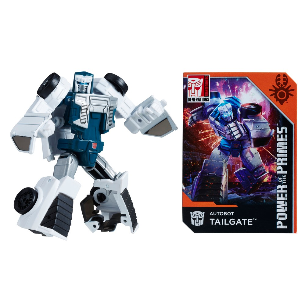 Transformers Generations Power of the Primes Legends Class Autobot Tailgate