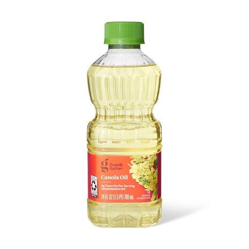 Canola Oil - 24oz - Good & Gather™ - image 1 of 2