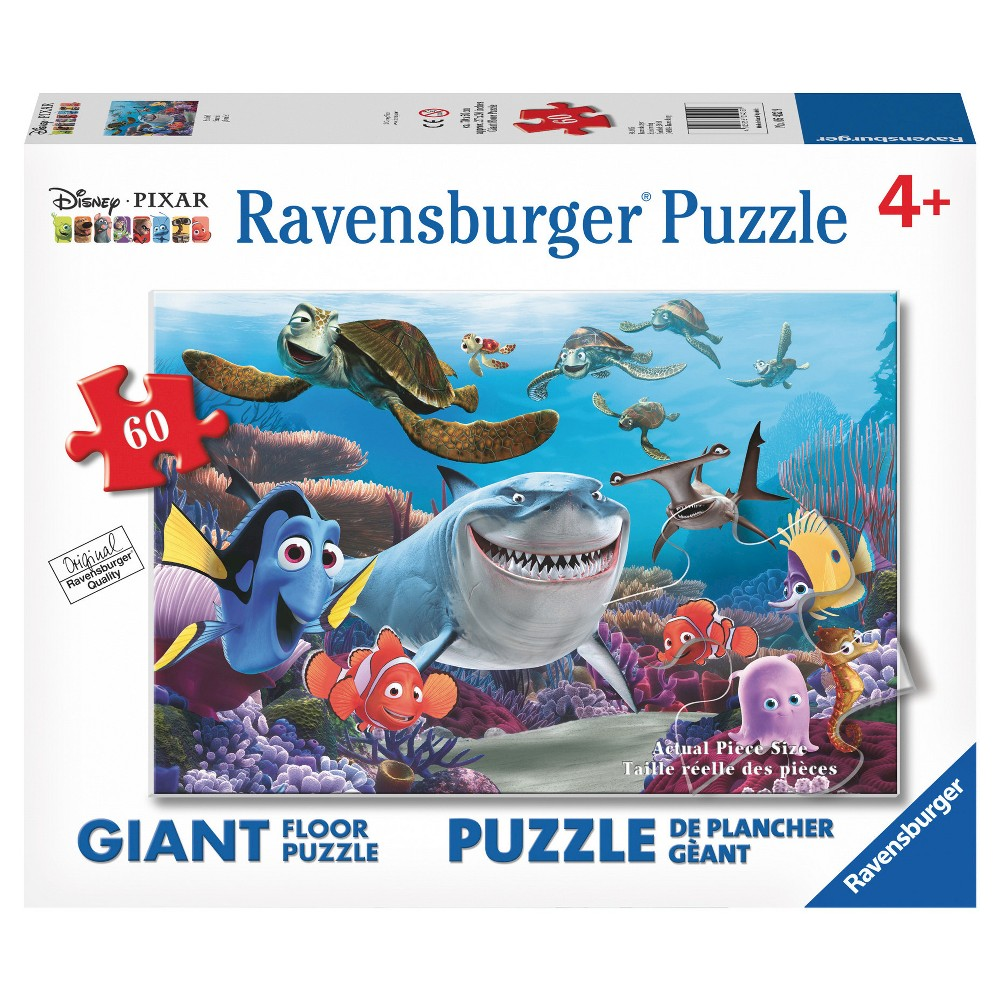 Disney Finding Nemo 60pc Floor Puzzle