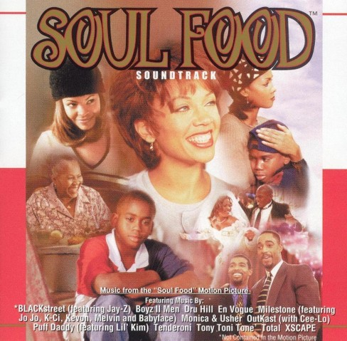 Various - Soul Food (Ost) (CD) - image 1 of 1