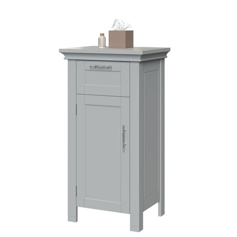 Somerset Bathroom Storage Cabinet Gray Riverridge Home Target