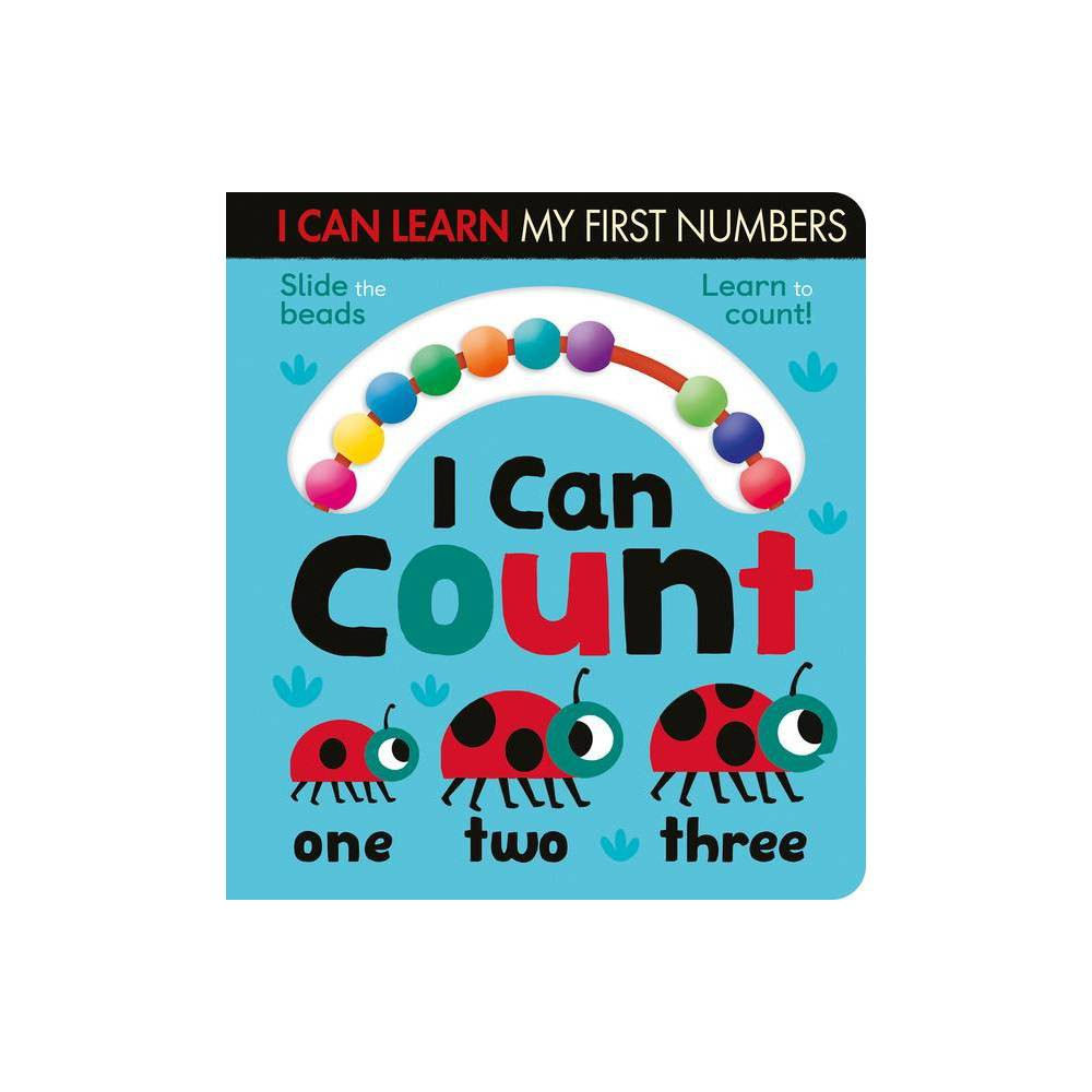 I Can Count I Can Learn By Lauren Crisp Board Book