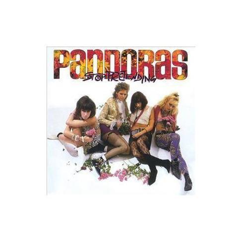 Pandoras - Stop Pretending (CD) - image 1 of 1